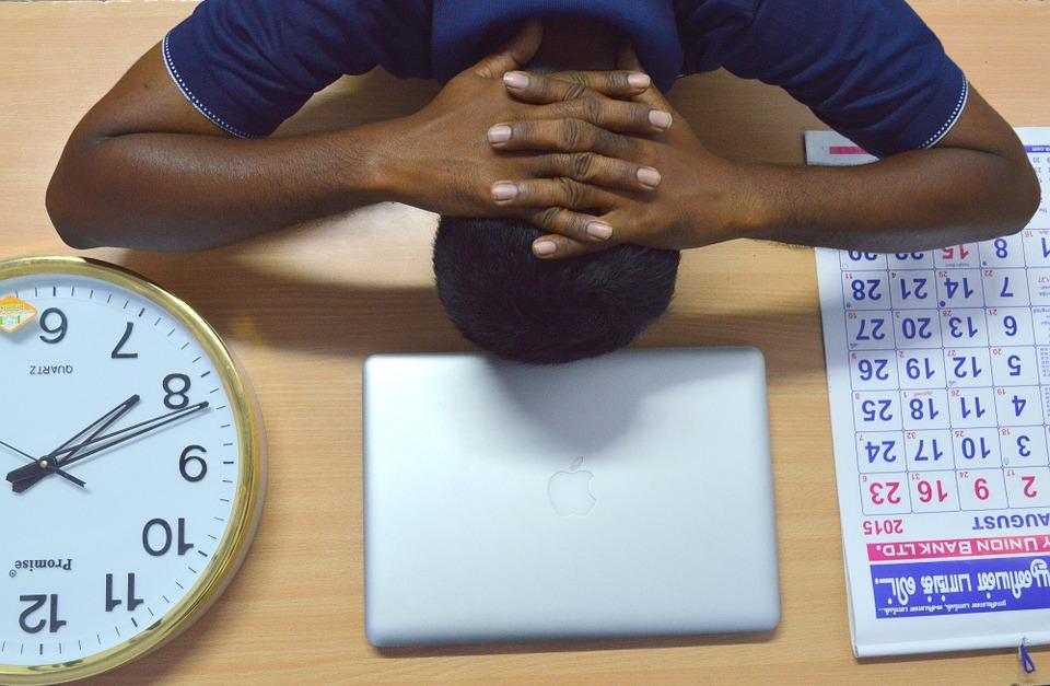 Oms, lo stress da lavoro è ufficialmente una sindrome da curare