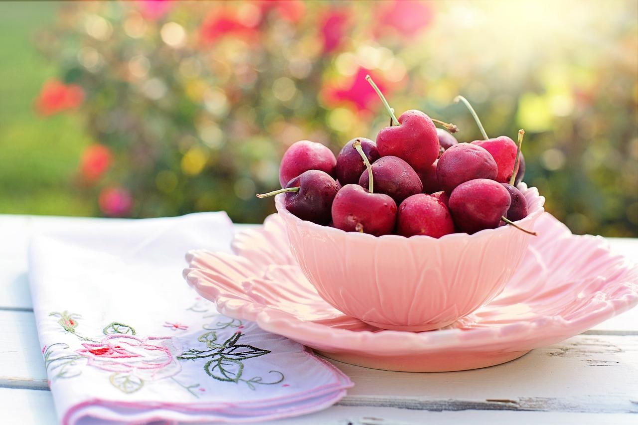 Le ciliegie, uno dei frutti più amati e meno calorici