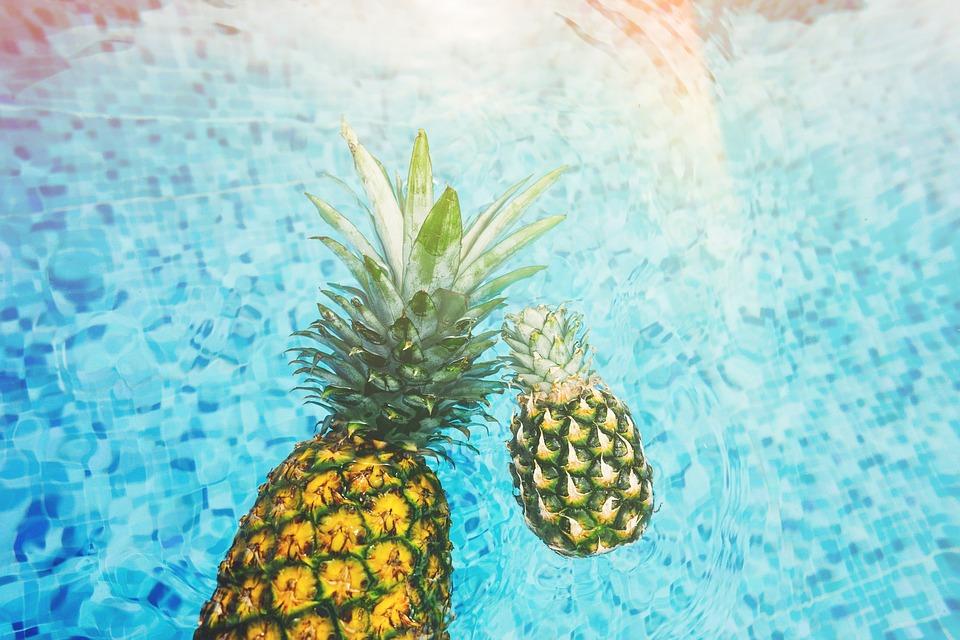 Depurarsi con l'ananas