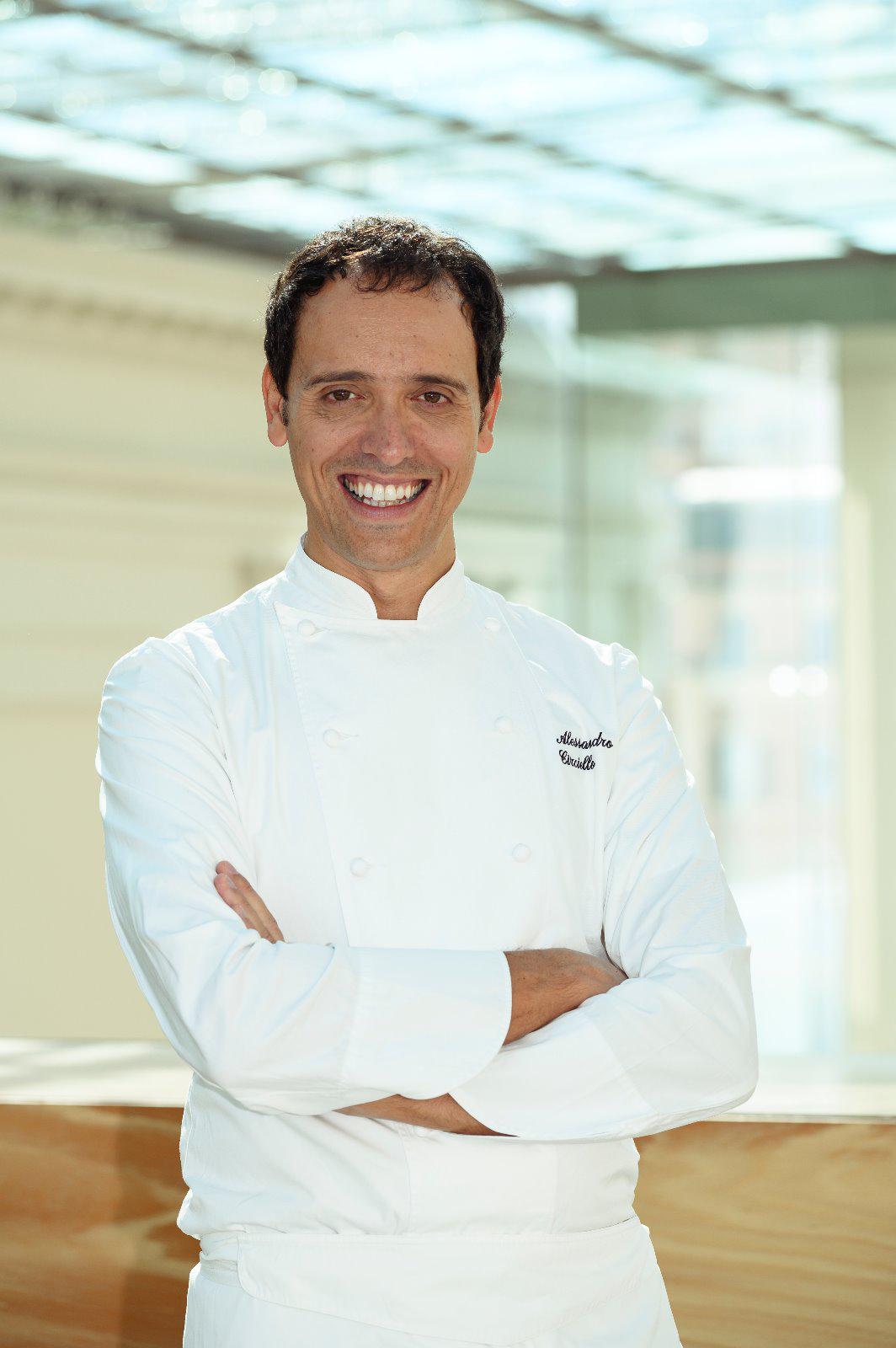 """Chef  Circiello: """"Contro la depressione diamo ai ristoranti la possibilità di potere aprire anche in spazi all'aperto"""""""