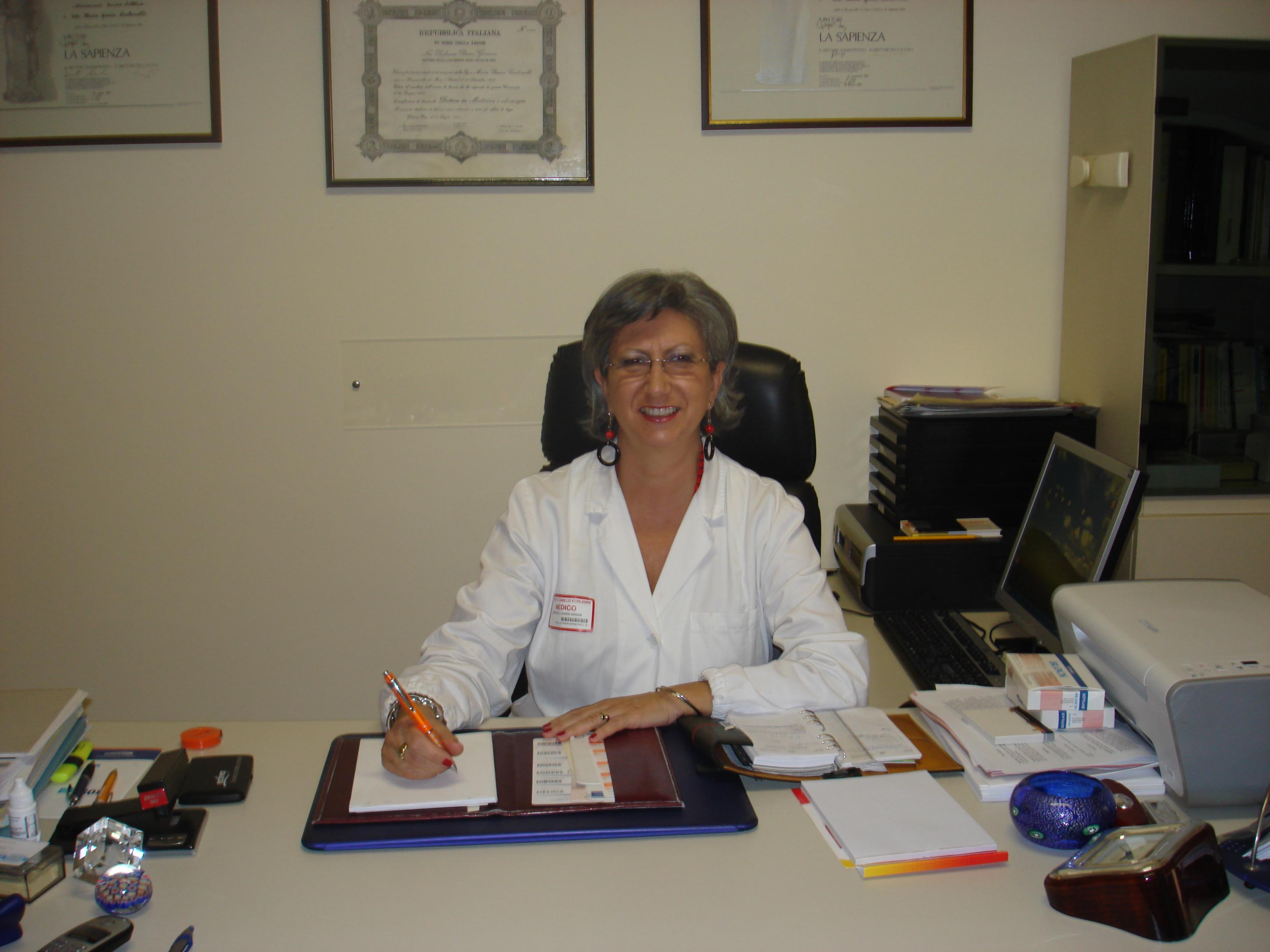 Alimentazione e Salute – Intervista alla Dott.ssa Maria Grazia Carbonelli, Dirigente Medico dell'Unità di Dietologia e Nutrizione dell'Azienda Ospedaliera San Camillo – Forlanini